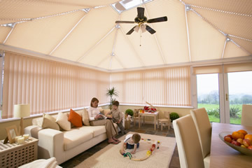 Conservatory blinds pk blinds conservatory blinds solutioingenieria Image collections