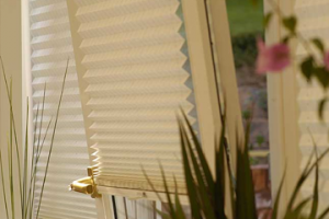 pleated blinds wakefield